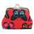 Butterfly Print Coin Women's Fashion Canvas Mini Bag