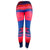 Fashion Workout Leggings Fitness Sports Yoga Athletic Pants