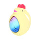Hen Laying Starry Rainbow Eggs Creative Squeeze Toy