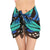 Butterfly Printed Mini Skirt for Women