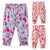 Baby Flower Toddler Classic pants Cherry Printing