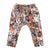 Baby Cartoon Animal Tiger Digital Print Pants