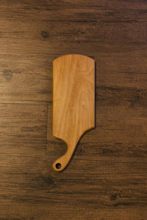 Handled Cutting Board