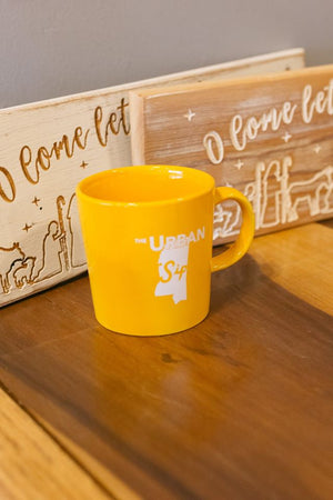 We Will Go Mug - 14 ounce
