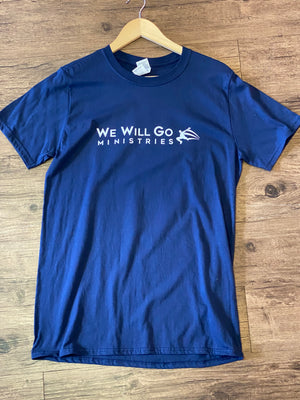 We Will Go T-Shirt - Short Sleeve