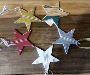 Mini Star Ornament