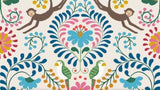 Cotton Fabric In White Wildlife Hidden In The Trees - Maya  Collection - Christina's Fabrics Online Superstore