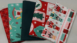 The Christmas Nutcracker Fat Quarter Bundle - Christina's Fabrics Online Superstore