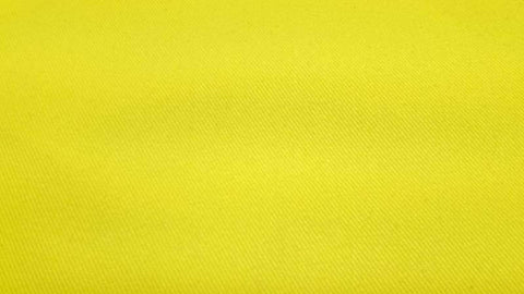 Twill Fabric Neon Yellow - Christina's Fabrics Online Superstore