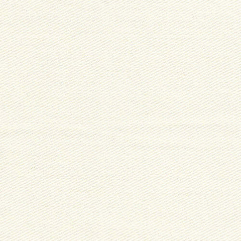 """Twill Fabric 45"""" In Off White - Christina's Fabrics Online Superstore"""