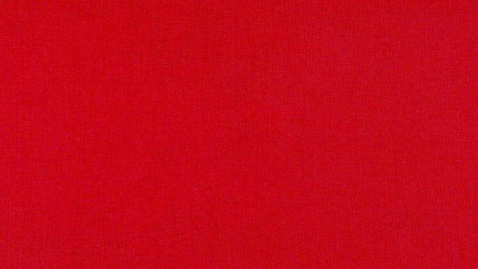 Broadcloth Fabric In Red - Christina's Fabrics Online Superstore