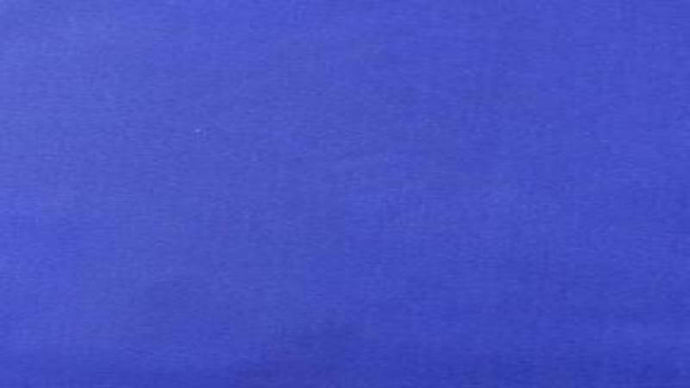Broadcloth Fabric In Royal Blue - Christina's Fabrics Online Superstore