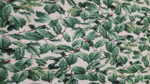 Cotton Fabric In Green Leaves Cotton Prints Christina's Fabrics - Online Superstore