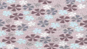 Cotton Fabric In Light Pink Floral Print - Lecien Fabrics- Christina's Fabrics Online Superstore