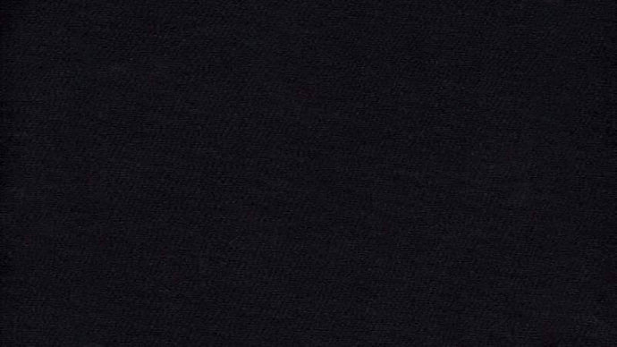 Solid Black Cotton Fabric  - Quilters Choice -  Christina's Fabrics Online Superstore