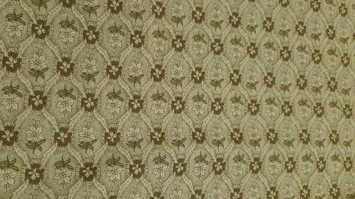 Cotton Fabric In Green Print Marcus Fabrics - Christina's Fabrics Online Superstore