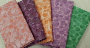Fat Quarter Bundle (5) - Bumbleberries Collection - Christina's Fabrics Online Superstore