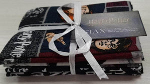 Cotton Fabric Fat Quarter Bundle - Harry Potter - Christina's Fabrics Online Superstore