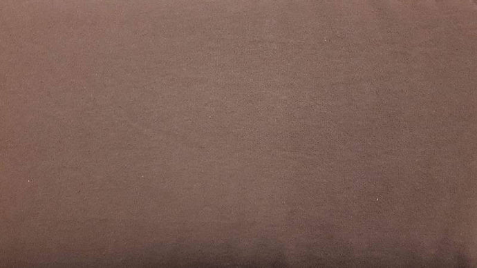 Flannel Fabric In Solid Brown - Christina's Fabrics Online Superstore