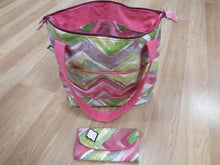 Load image into Gallery viewer, Handmade Tote Bag with Lots of Pockets Handmade Tote Bag Christina's Fabrics - Online Superstore