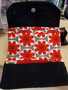 Handmade Wallet Snap Closure Handmade Wallet Christina's Fabrics - Online Superstore