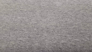 Jersey Knit Fabric In A Mixed Grey Color - Christina's Fabrics Online Superstore