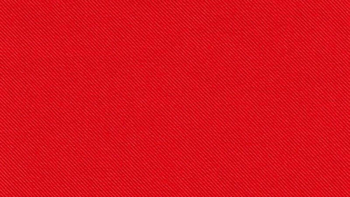 Twill Fabric In Red 60 Inches Wide Polyester Blend - Christina's Fabrics Online Superstore