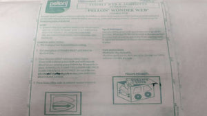 Pellon Wonder Web Interfacing Double Sided Fusing (out of stock) Interfacing Christina's Fabrics Online Superstore
