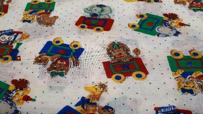 Polyester Baby Print (3 left) clearance Christina's Fabrics - Online Superstore