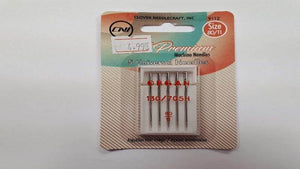 Sewing Machine  Needles - Universal 80/11 Machine Needles Christina's Fabrics Online Superstore