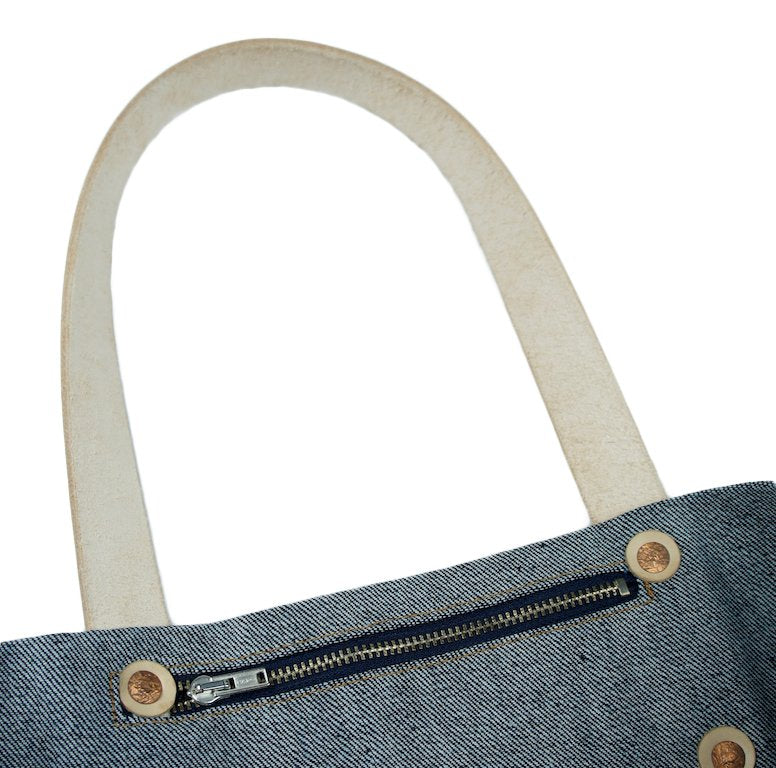 Raw Denim Tasche