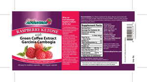 Raspberry Ketone Weight Management