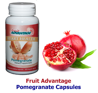 Pomegranate Heart Health