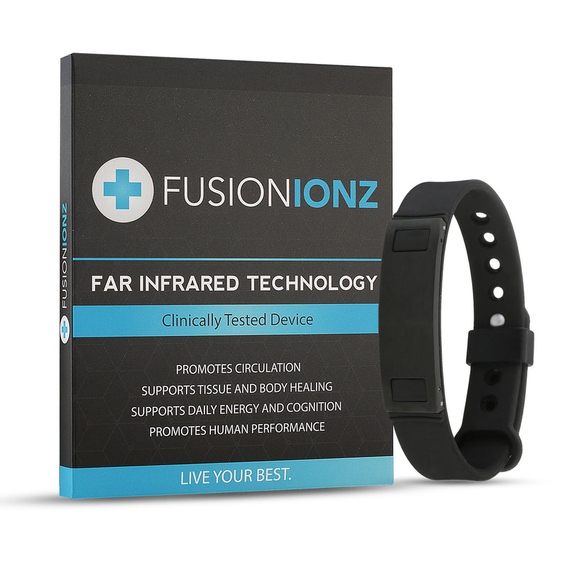 Fusion IONZ BLACK Series Wristband™