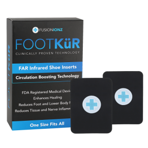 Fusion IONZ Foot Kur Shoe Inserts™