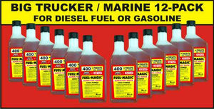 Fuel Magic - Big Trucker/Marine 12-Pack