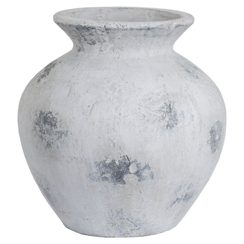 Downton Antique White Vase