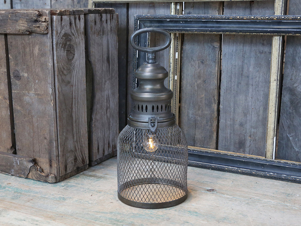 French Stable Lantern