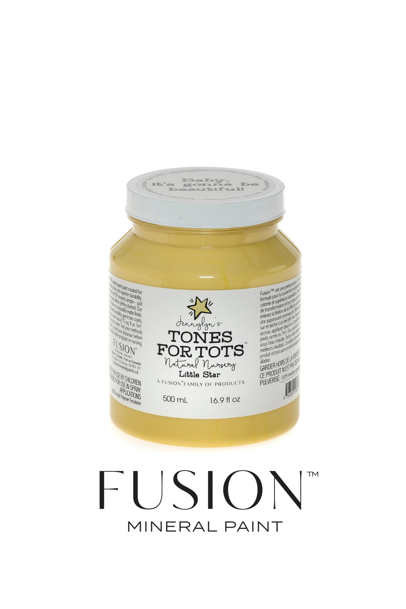 Little Star Fusion Mineral Paint