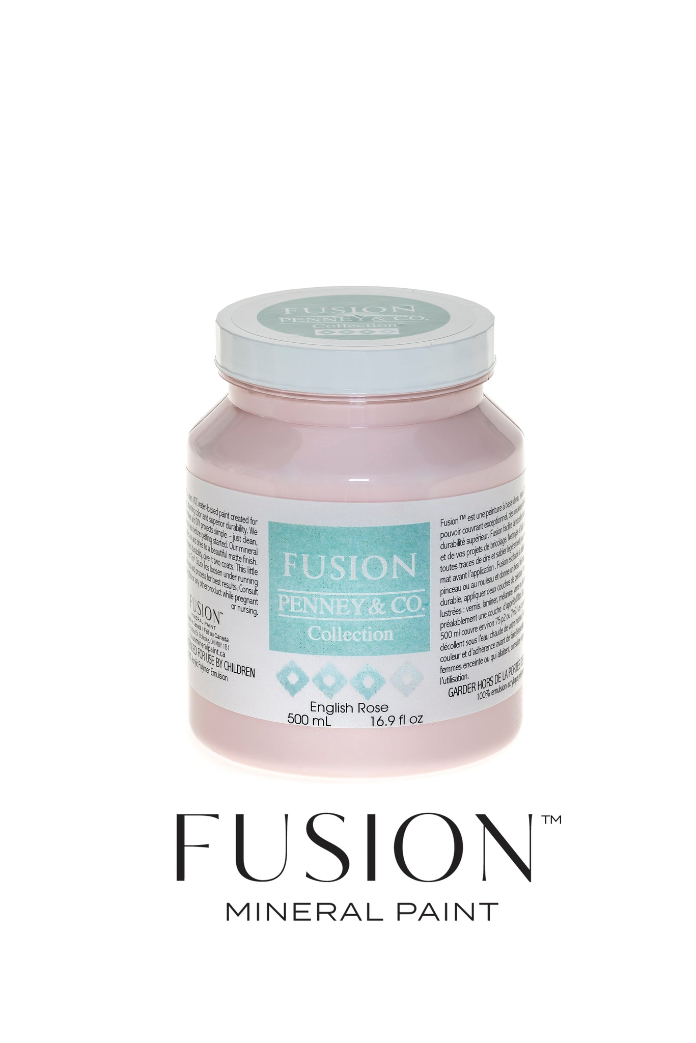 English Rose Fusion Mineral Paint