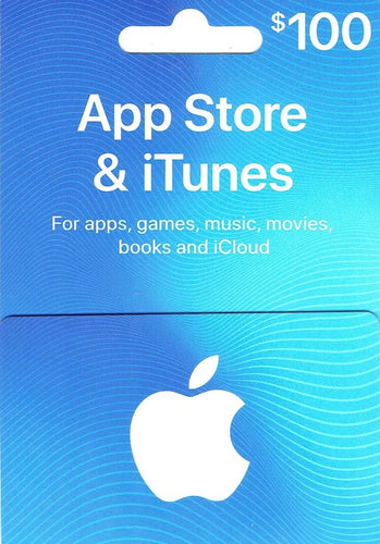 Apple $100 Gift Card