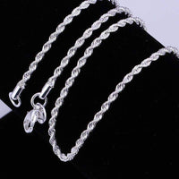 Twist Rope Chain