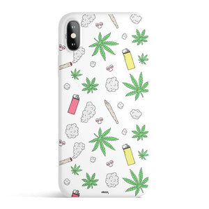 Sky High - Colored Candy Matte TPU iPhone Case Cover