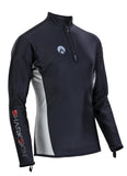 Chillproof Long Sleeve Chest Zip - Mens