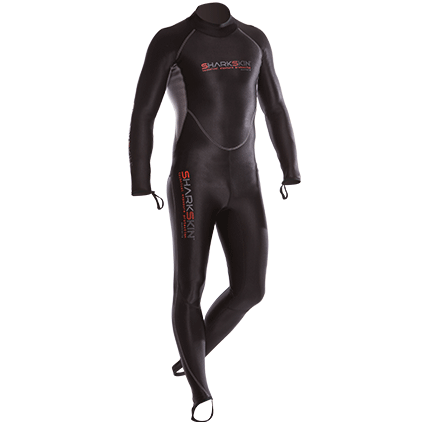 Chillproof 1-Piece Suit with Back Zip