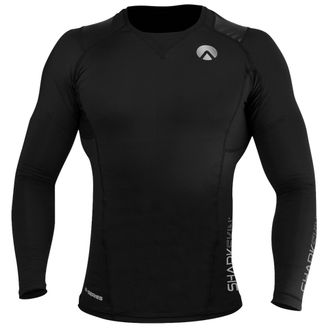 SSRSLSBK R-SERIES Long Sleeve Black 1