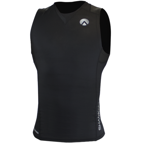SSRSSTBK R-SERIES Sleeveless Top Black 1