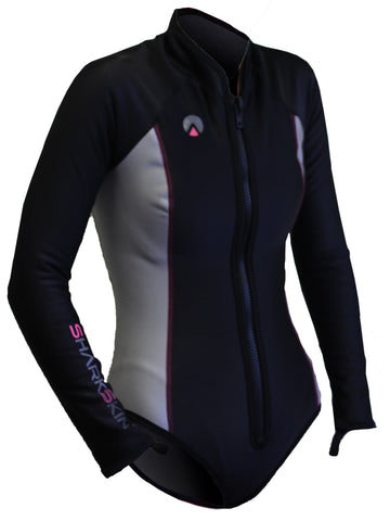 Chillproof Long Sleeve Step-In - Womens