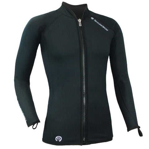 TITANIUM Chillproof Long Sleeve Full Zip - Mens