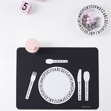 Design Letters Placemat - Kids